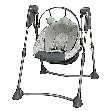 Graco Swing - safari print