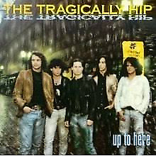Looking for tragically hip cds