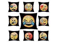 3d emoji pillow case