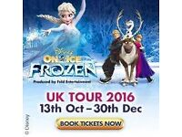 Frozen tickets