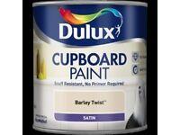 Dulux cupboard paint - 600ml