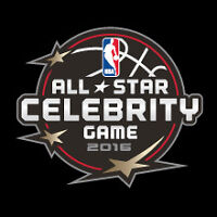 NBA ALL STAR CELEBRITY GAME TICKET