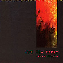 Tea Party-Transmission cd-Very good condition + bonus cd