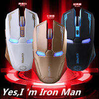 Ironman mouse (NEW)