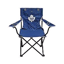 Toronto Maple Leafs Off. NHL Lg. Folding Chair Pair excellent