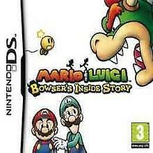 MarioDS.nl: Mario & Luigi: Bowsers Inside Story iDEAL