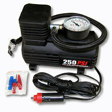 Brand New 250 PSI 12-volt Air Compressor