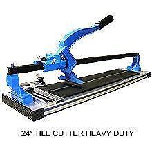 "Brand New 24"" Professional Heavy Duty Tile Cutter/16"" Tile Cutter/8"" Tile Plier"