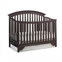 Sonoma Convertible Crib - Black Cherry