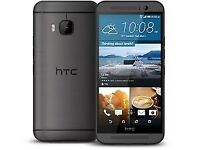 Sim Free HTC ONE M9 Grey 32GB
