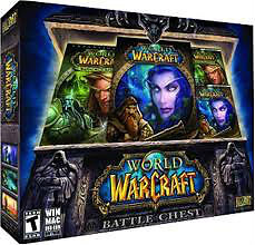 World of Warcraft Battle Chest for PC/MAC