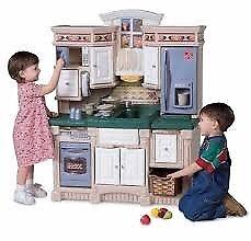 Toy Kitchen Little Tikes Step 2