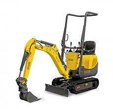 Excavator Hire Cloverdale Belmont Area Preview