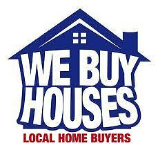 We Buy Houses! Fast and Easy! It's Sold.