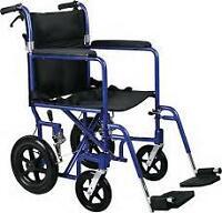 InvacareTransport chair
