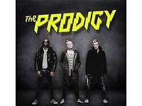 Prodigy - Glasgow - 18th December - Stalls Standing Tickets - Face Value