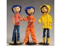 Looking for a CORALINE doll