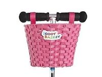 Scoot Basket £5 and Scoot 'n Pull £5