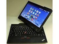 """Lenovo X230 12.5"""" Tablet / Touchscreen laptop, Windows 10, doubles as a tablet, £250"""