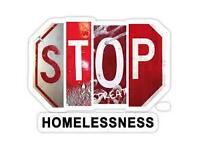 up to £13ph - Stop Homelessness! Street Fundraise for St Mungo's Broadway (StL)