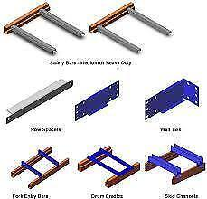 Pallet Racking Accessories - USED
