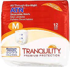 Tranquility ATN, Adult Diapers
