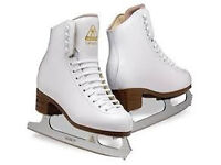 Risport ANTARES Figure Skates Complete (size 240) includes blade guard