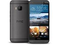 Sim Free HTC ONE M9 Grey 32GB