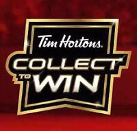 Trade or sell Tim Hortons NHL Trading Cards