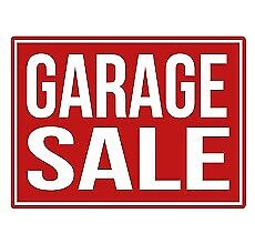 GARAGE SALE  258 Sherbrooke St 8:30am Sat 26th