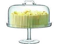 LSA Handmade Cakestand and Dome