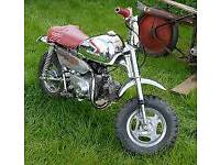 Honda z50 monkey bike