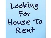 Looking for a 2/3 bedroom house to rent , Accrington Areas