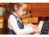 In house piano lesson/ Richmond Kingston
