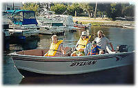 Fishing special cottage rental