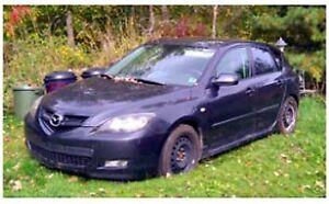 2007 Mazda Mazda3 Hatchback