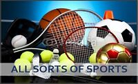 """Try a NEW Sport Each Week with """"All-Sorts-of-Sports"""" this Fall!"""