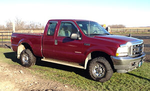 2004 Ford F-350 Super Duty 4 x 4 Diesel