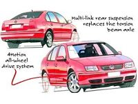 WANTED: red v6 4motion Bora not golf r32 mk4