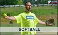 Play Co-ed, Recreational Adult Softball this Fall!