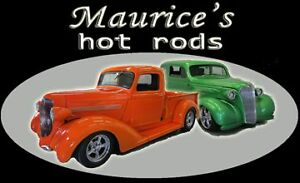 1937 & 38 Chevrolet Vintage Car Parts for SALE
