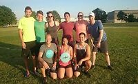 Play Co-ed, Recreational, Adult Ultimate Frisbee this Summer!