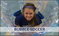 Join London's First & Only Co-ed Adult Bubble Soccer League!