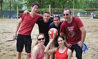 Spring & Summer Beach Volleyball Leagues