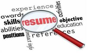 Resumes, Job Application and Interview Help Eleebana Lake Macquarie Area Preview