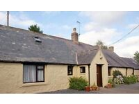 Loanview, Wark, Cornhill on Tweed, Northumberland. Lovely Detached Pet Friendly 3 bedroom cottage