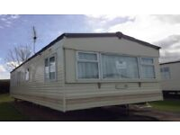 Cheap Static Caravan for sale at Hoburne Blue Anchor where exmoor meets the Sea
