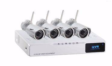 WIRELESS 720P CCTV CAMERA FOR CHEAP SALE- LIMITED STOCK Canning Vale Canning Area Preview