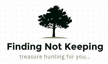 Finding Not Keeping