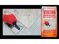 Flexible Tile Adhesive 25KG NO 20KG !!! VIKING SPECIAL WHITE OR GREY WITH FIBRE !!! PRICE INC. VAT!